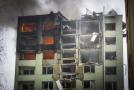 Výbuch v Prešově.