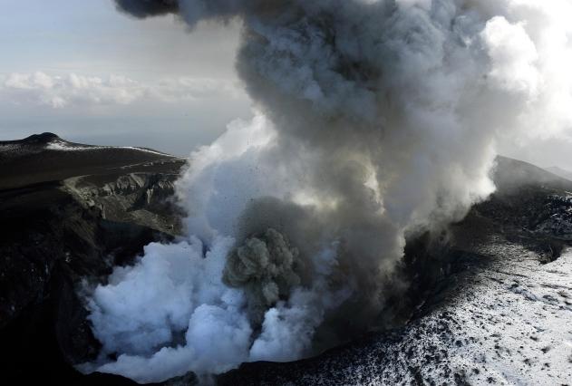 Sopečná erupce na Zélandu si vyžádala nejméně pět obětí