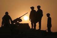 Při útoku na základnu v Bagdádu bylo zraněno šest lidí
