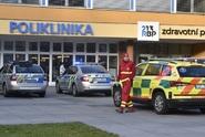 Muž v nemocnici zastřelil šest lidí. Když ho dopadla policie, zabil se