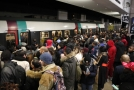 Pařížské metro, ilustrační foto.