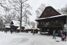 Ukázky řemesel a lidových zvyků spjatých s vánočními svátky jsou programem Vánočního jarmarku ve Valašském muzeu v přírodě v Rožnově pod Radhoštěm.