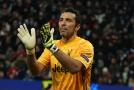 Italský brankář ve službách Juventusu Gianluigi Buffon.