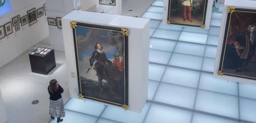 Liberecká galerie představí českou šlechtu