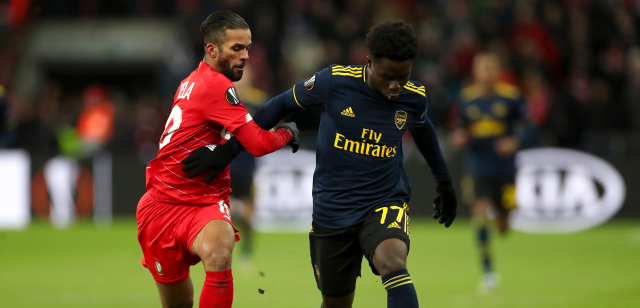 Arsenal předvedl drtivý závěr, Sevilla bez Vaclíka padla