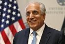 Zvláštní vyslanec USA pro Afghánistán Zalmay Khalilzad.