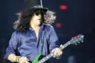 Kytarista Slash z Guns N' Roses.