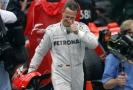 Automobilový závodník Michael Schumacher.