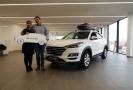 Hyundai Tucson pod stromeček – soutěž o IceBreaker má svého vítěze.