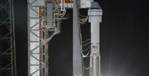 Z Mysu Canaveral odstartovala k ISS loď společnosti Boeing Starliner.