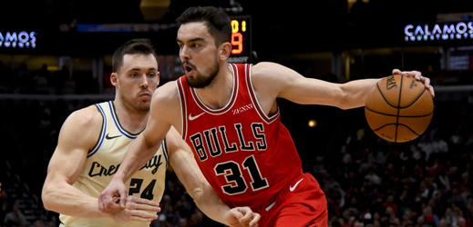 Chicago proti Milwaukee.