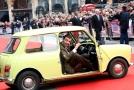 Rowan Atkinson jako Mr. Bean.