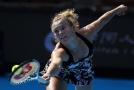 Tenistka Kateřina Siniaková vstoupila do nové sezony porážkou.