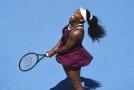 Americká hvězda Serena Williamsová.