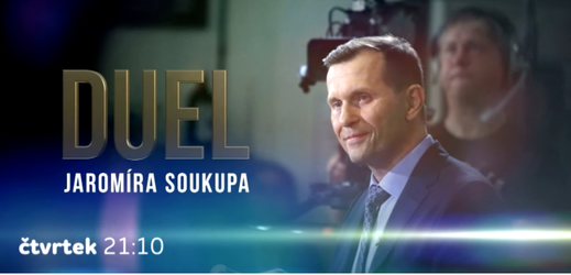 Duel Jaromíra Soukupa s Václavem Klausem ml.