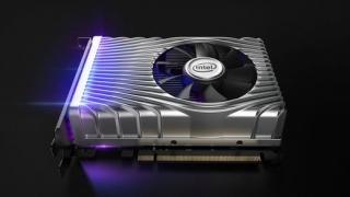 Intel ukázal svoji první grafickou kartu, prodávat se nebude