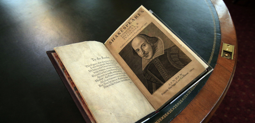 First Folio.