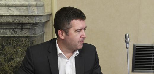 Místopředseda vlády Jan Hamáček.