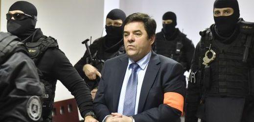 Obžalovaný podnikatel Marian Kočner.