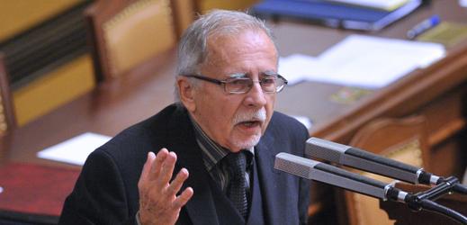 Bývalý zástupce ombudsmanky Stanislav Křeček.