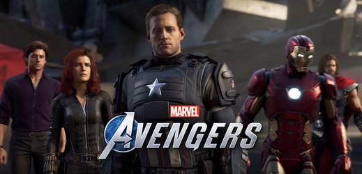 Herní Avengers hlásí velké zpoždění, vyjdou až na podzim