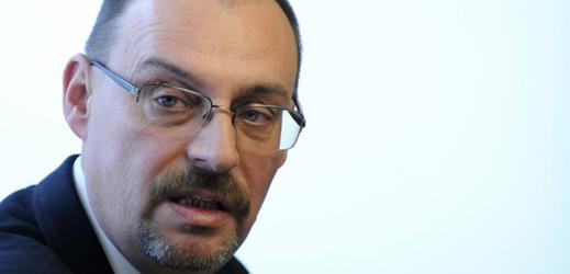 Bývalý generální prokurátor Dobroslav Trnka.