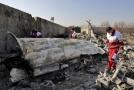 Havárie letu PS752 v Íránu.