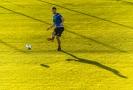 Fotbalista (ilustrační foto).
