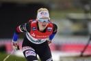 Běžkyně na lyžích Kateřina Janatová.