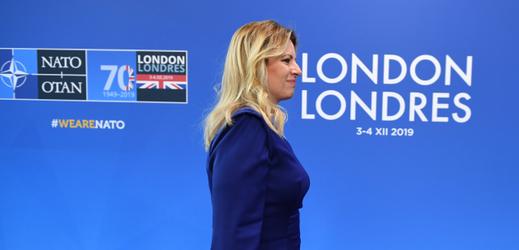 Prezidentka Slovenska Zuzana Čaputová.