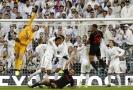 Fotografie z utkání mezi Realem Madrid a Sevillou.