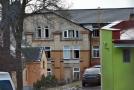 Požár v domově pro mentálně postižené ve Vejprtech na Chomutovsku.