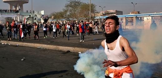 Nepokoje v Iráku.