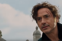 Robert Downey Jr jako doktor Dolittle.