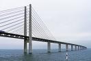 Most přes Öresund.