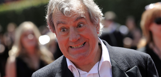 Herec Terry Jones.