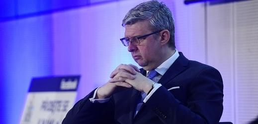 Ministr průmyslu a obchodu Havlíček se ujal i resortu dopravy