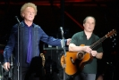 Duo Simon & Garfunkel.
