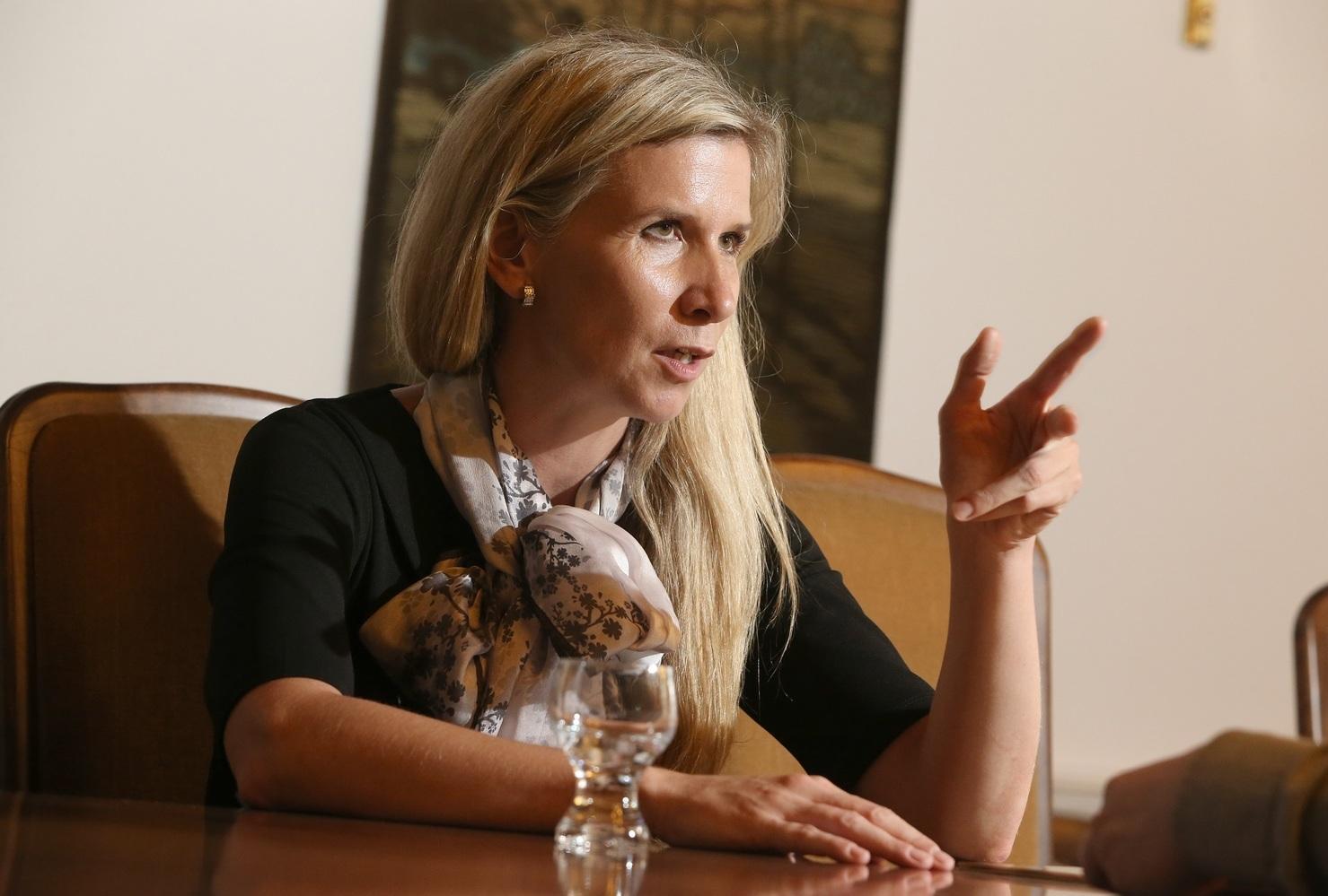 Ministru školství Plagovi už nevěřím, říká Kateřina Valachová