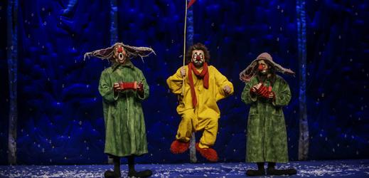 Praha divákům představí klauna Slavu Polunina