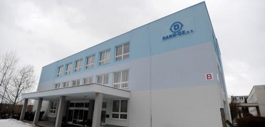 Výrobce brzdových systémů Dako CZ z Třemošnice na Chrudimsku.