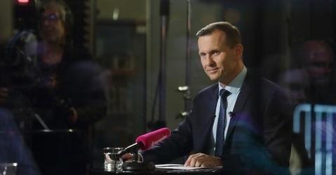 Duel Jaromíra Soukupa s ministrem Karlem Havlíčkem.