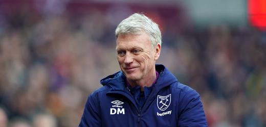 Fotbalový trenér David Moyes.