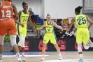 Basketbalistky USK Praha.