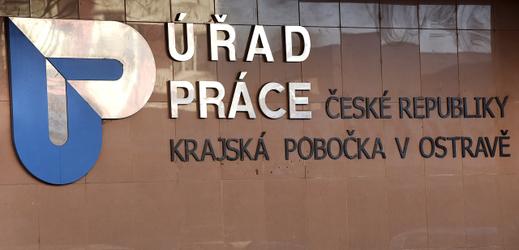 Úřad práce v Ostravě.
