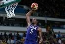 Kevin Durant na olympiádě v Riu.