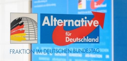 Alternativa pro Německo (AfD).