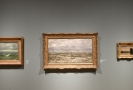 Výstava francouzských impresionistů.