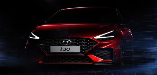 Hyundai zveřejnil první fotografie nového modelu i30 z Nošovic