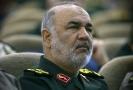 Velitel íránských revolučních gard Hosejn Salámí.